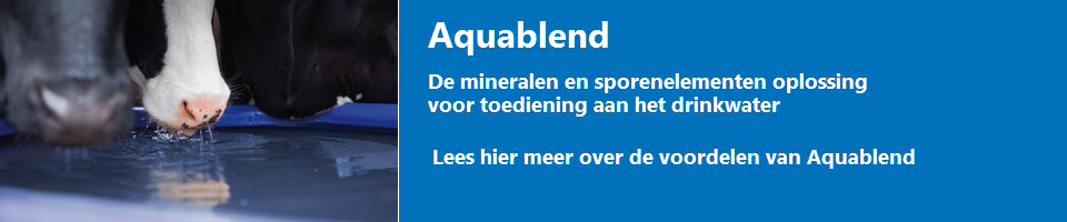 Aquablend mineralen en sporenelementen
